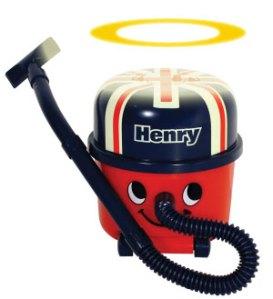 Holy Henry Hoover