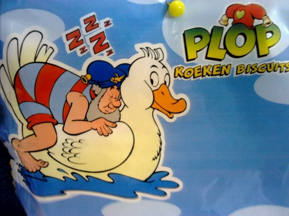 Plop bicuit wrapper