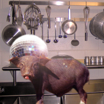 Kitchen Pig