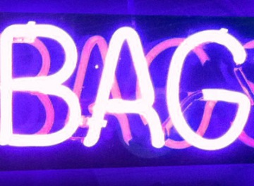 Bag neon
